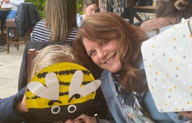 Blake, bee and I