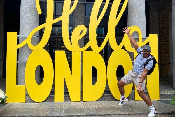 Hello London2