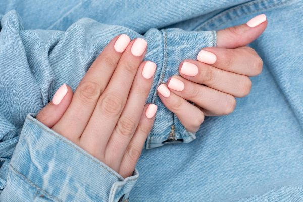 Nail top picture