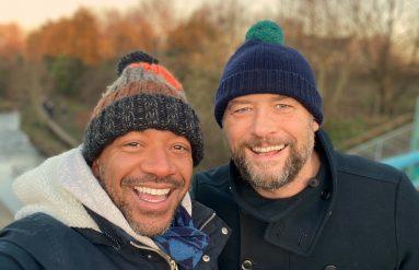 Paul and I