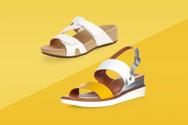 Sandals header