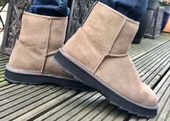 Sharkey boots angle