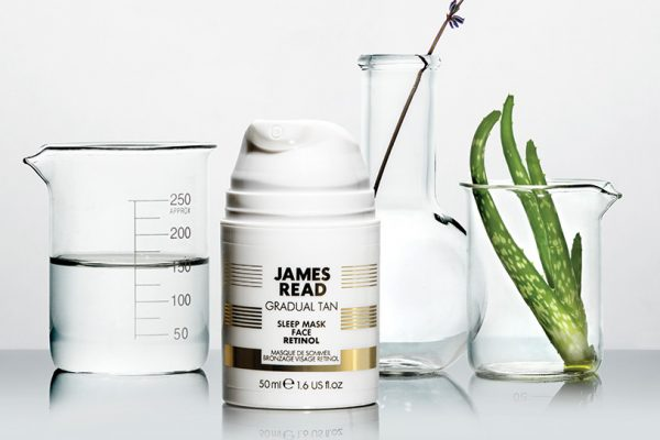 James Read has brought out a self-tan with retinol